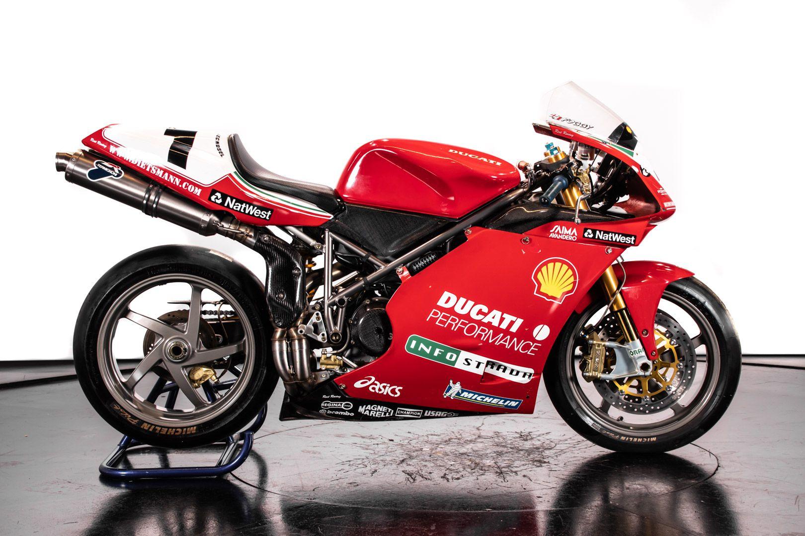 2008 Ducati 996 Fogarty Evocation 03/12 84206