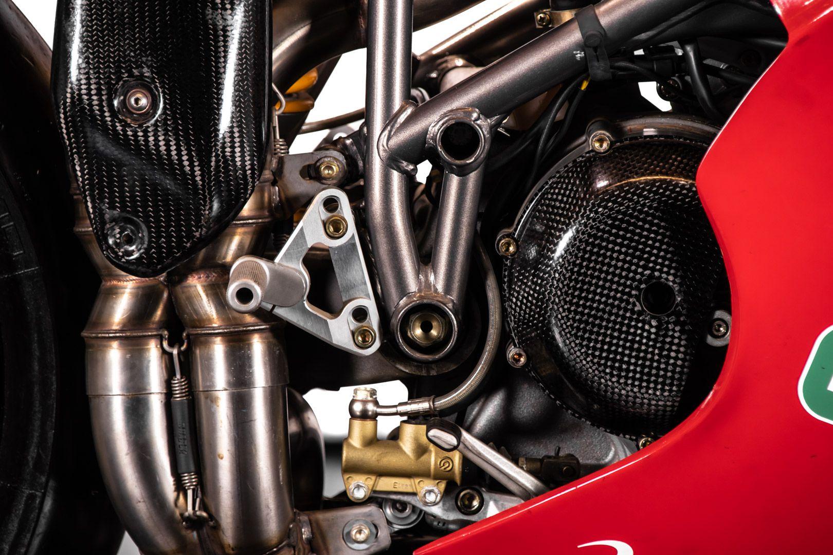 2008 Ducati 996 Fogarty Evocation 03/12 84225