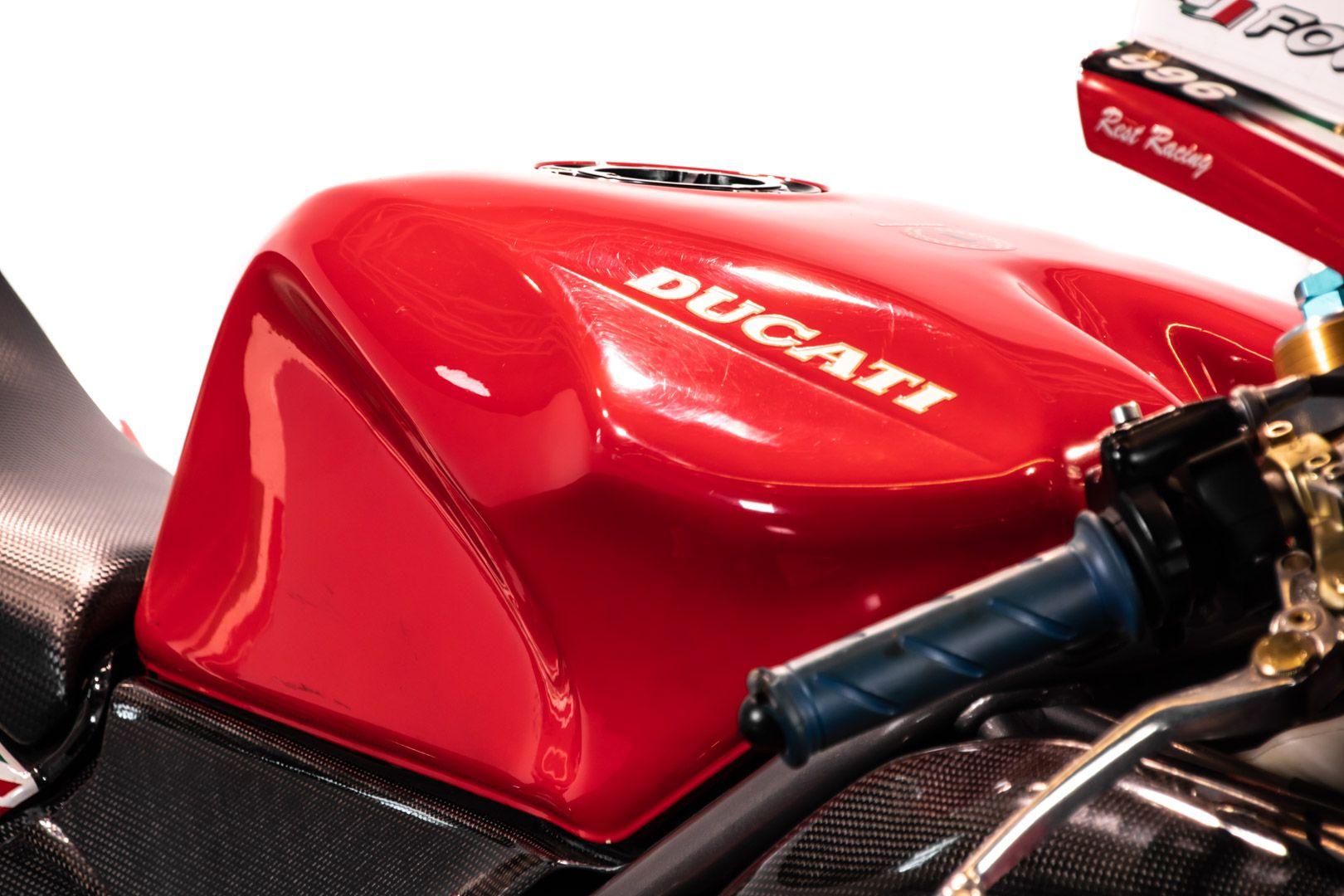 2008 Ducati 996 Fogarty Evocation 03/12 84223