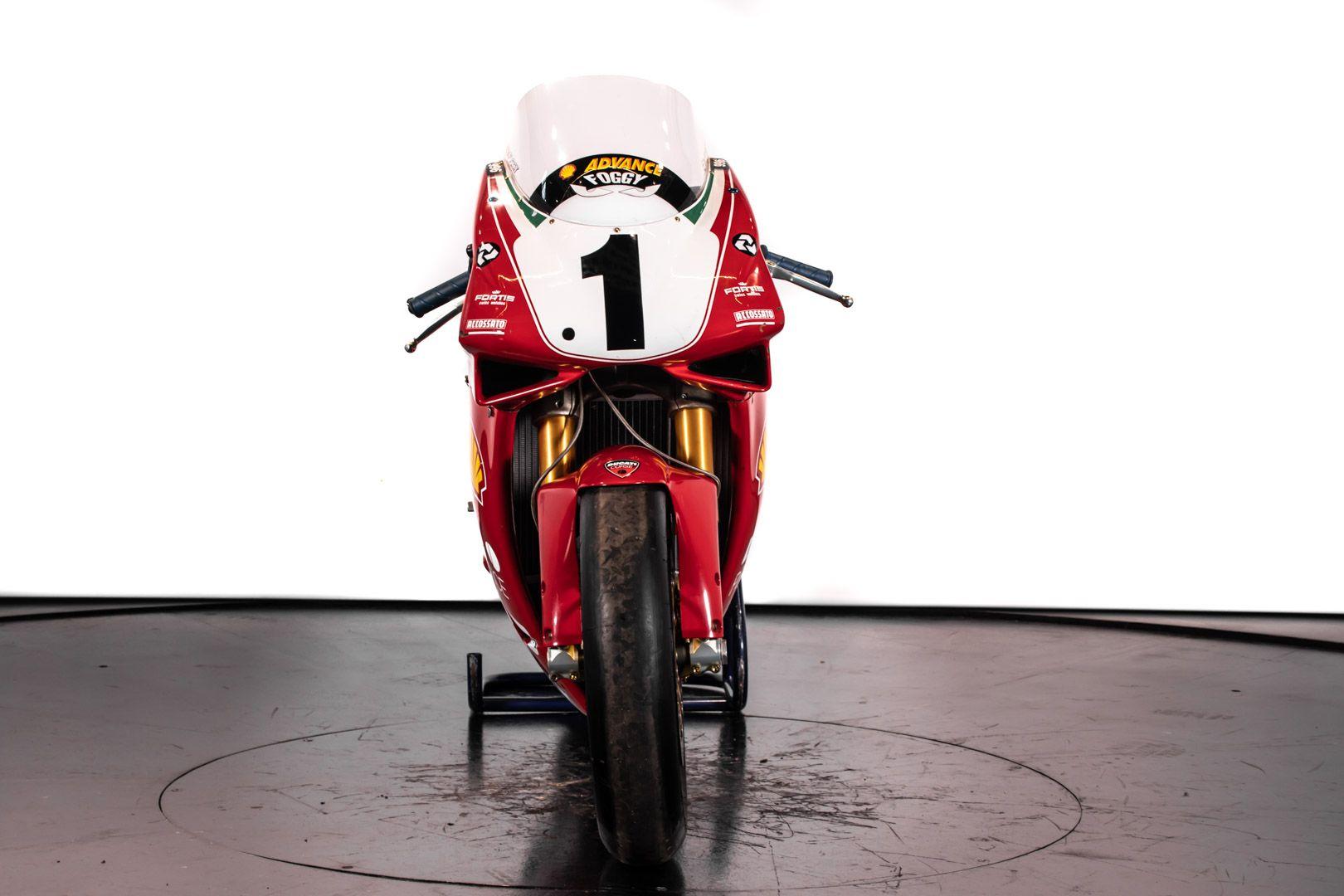 2008 Ducati 996 Fogarty Evocation 03/12 84207