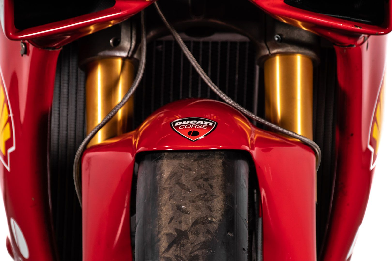 2008 Ducati 996 Fogarty Evocation 03/12 84224