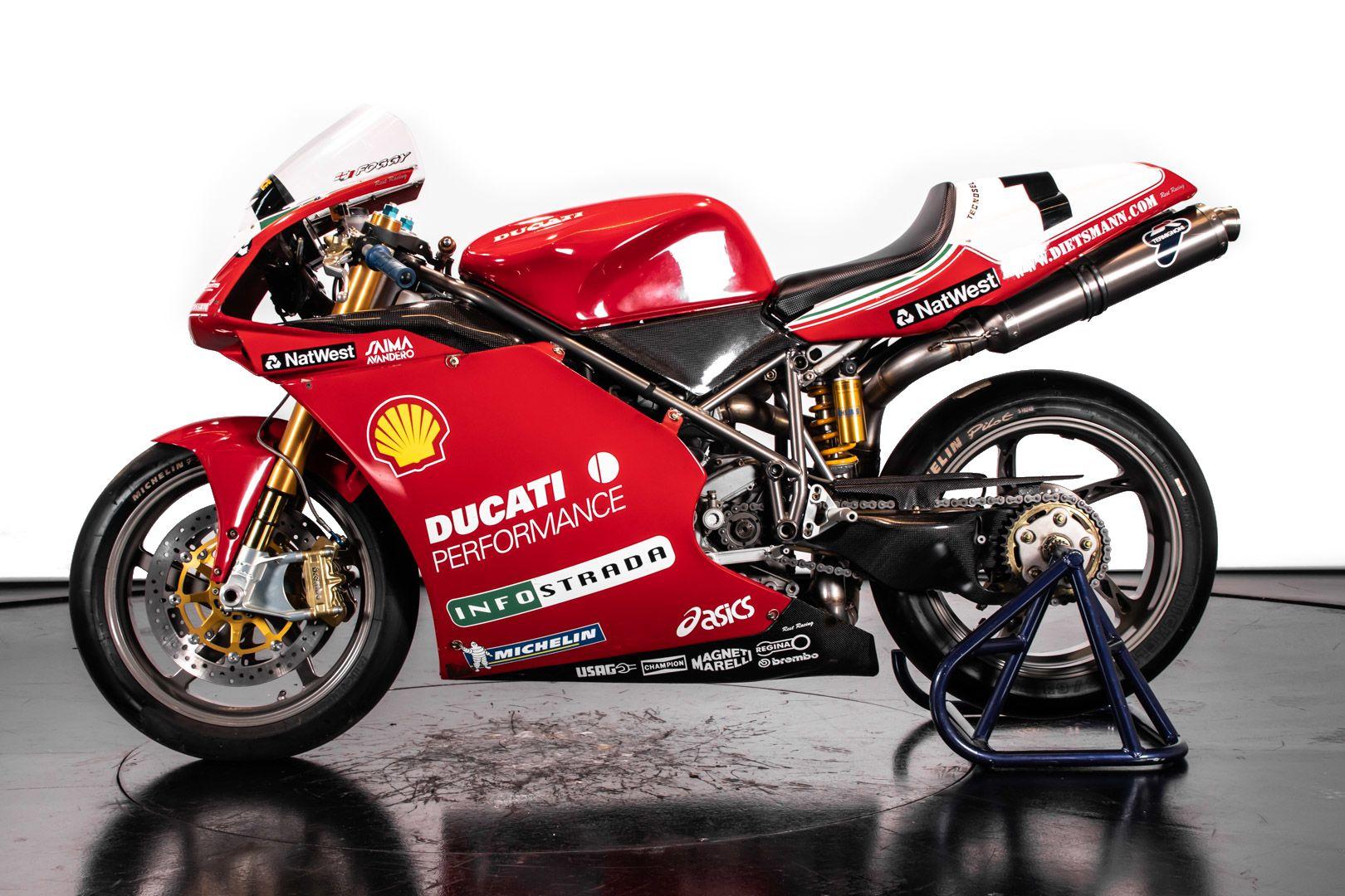 2008 Ducati 996 Fogarty Evocation 03/12 84242
