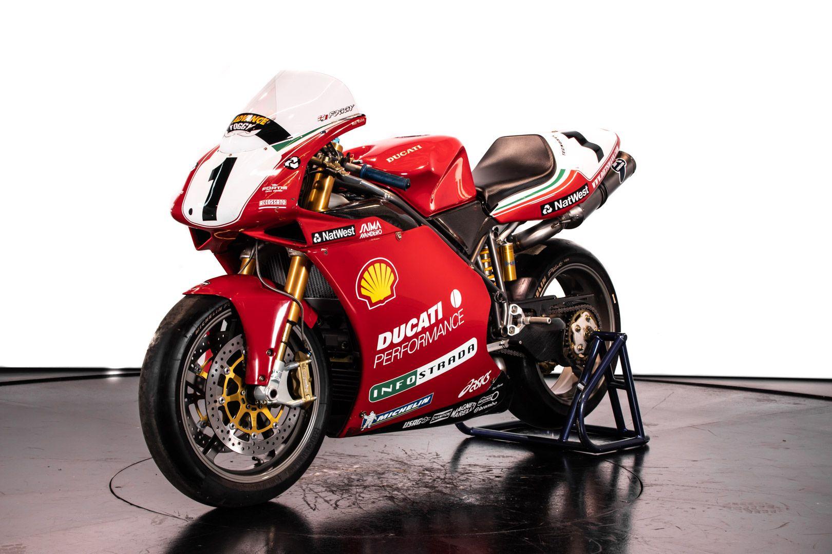 2008 Ducati 996 Fogarty Evocation 03/12 84209