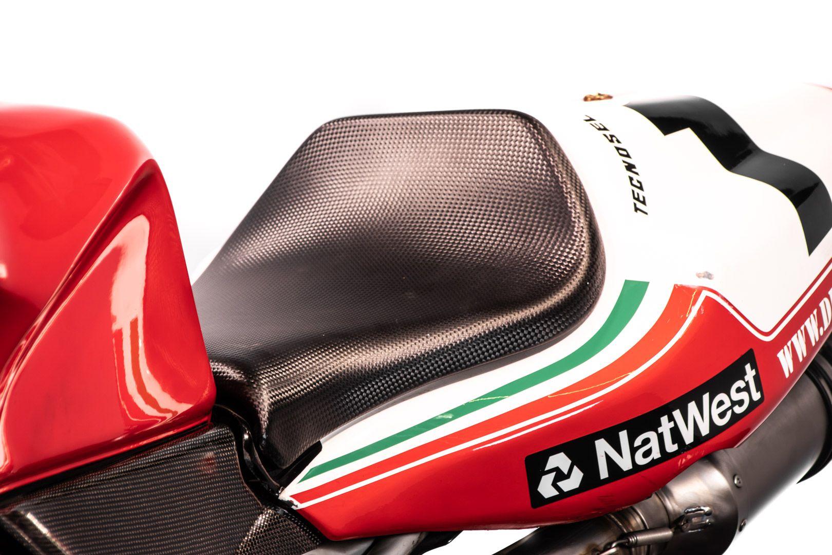 2008 Ducati 996 Fogarty Evocation 03/12 84227