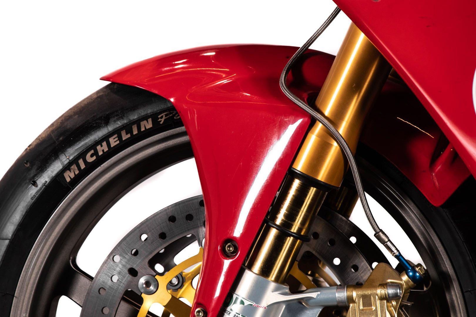 2008 Ducati 996 Fogarty Evocation 03/12 84212