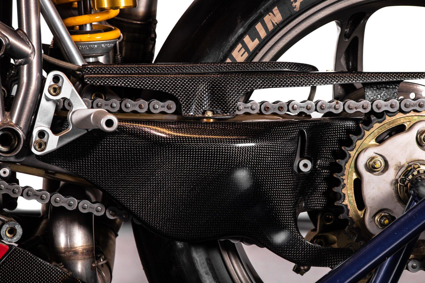2008 Ducati 996 Fogarty Evocation 03/12 84214