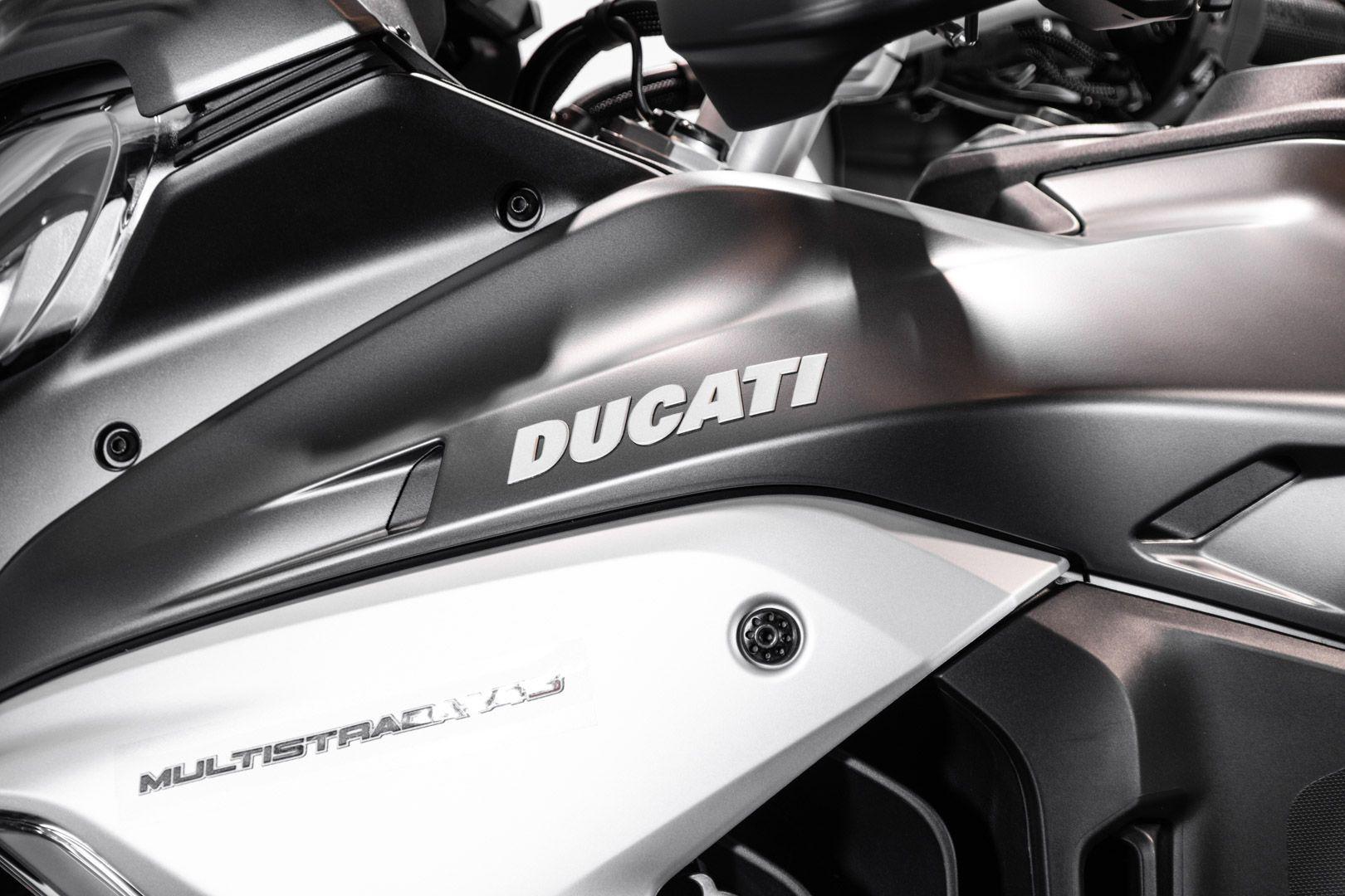 2021 Ducati MULTISTRADA V4 AVIATOR GREY FULL 84036