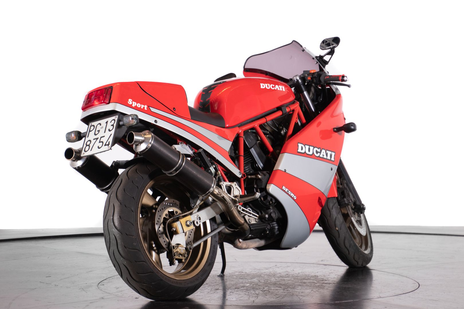 1989 Ducati 820 MAGNESIO PROTOTIPO 74617