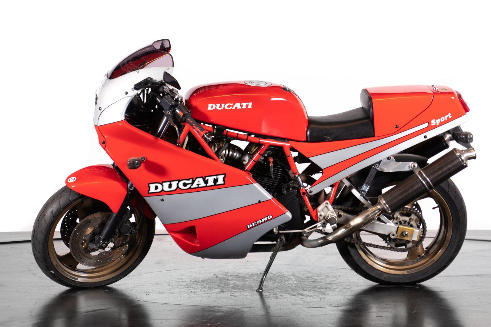 1989 Ducati 820 MAGNESIO PROTOTIPO 74623