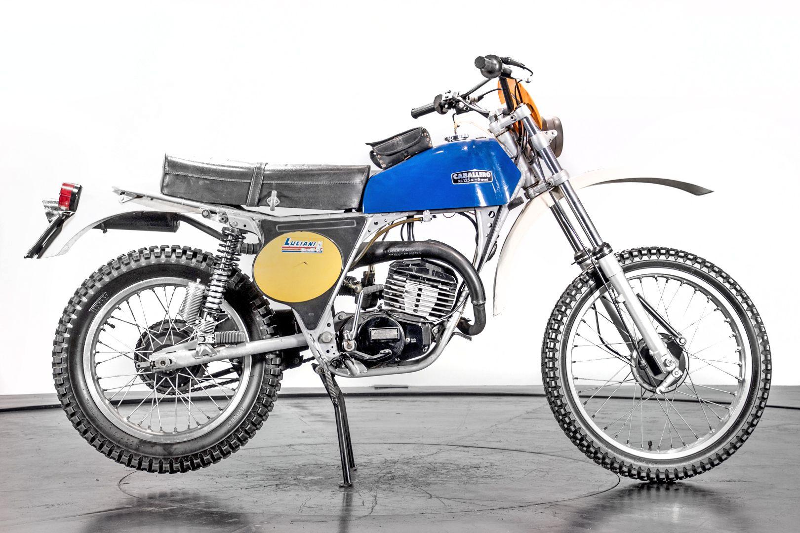 1980 Fantic Motor 125 74637