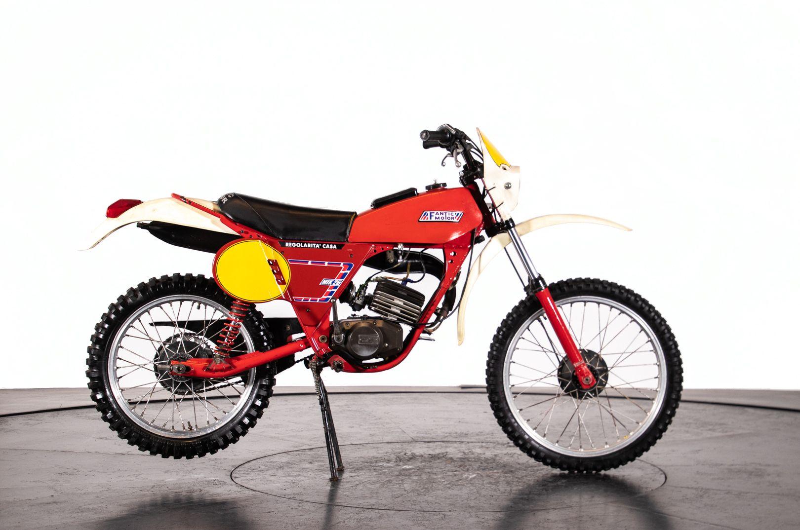 2000 FANTIC MOTOR TX 190 48871