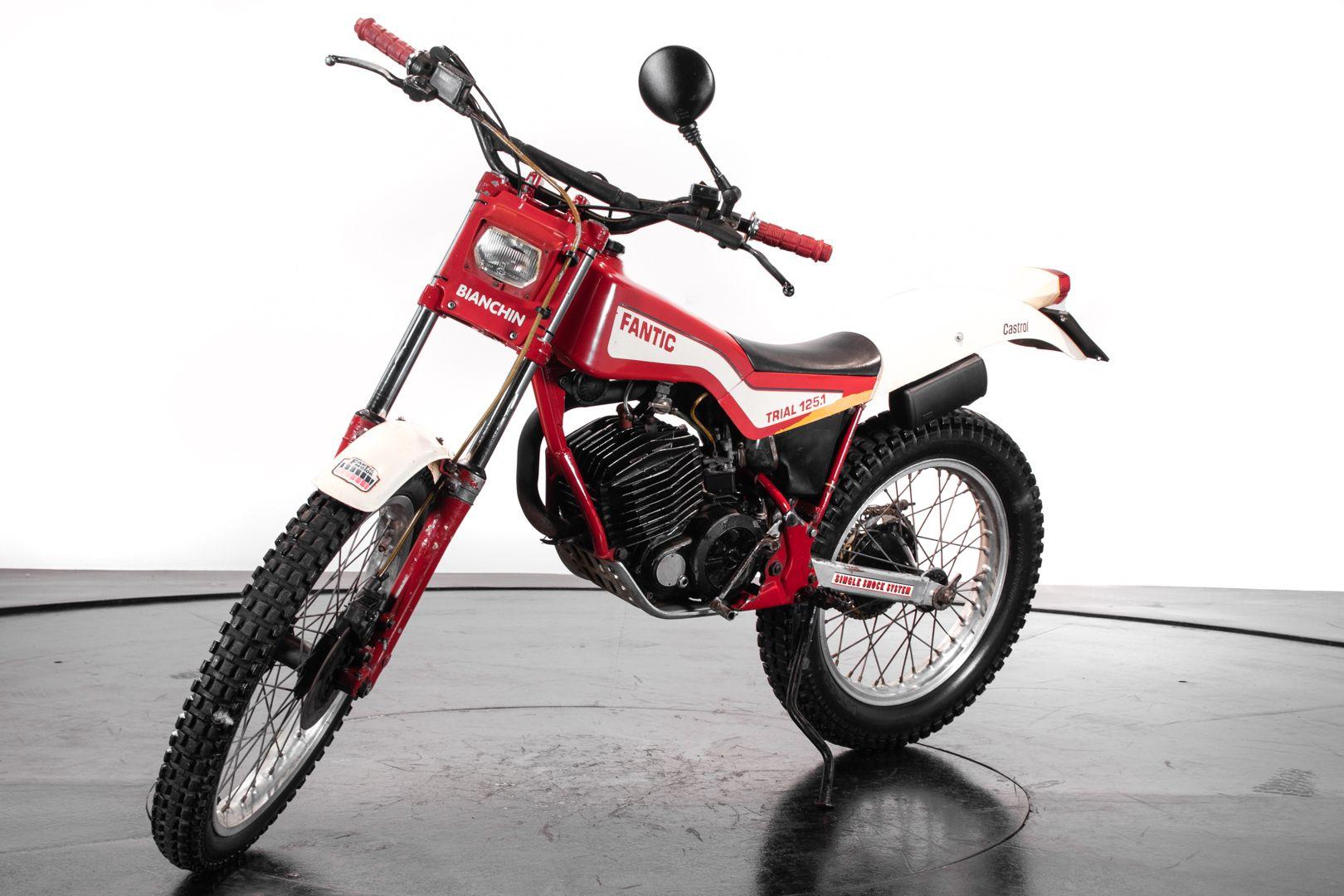 1986 Fantic Motor Trial 125 Professional 237 69033