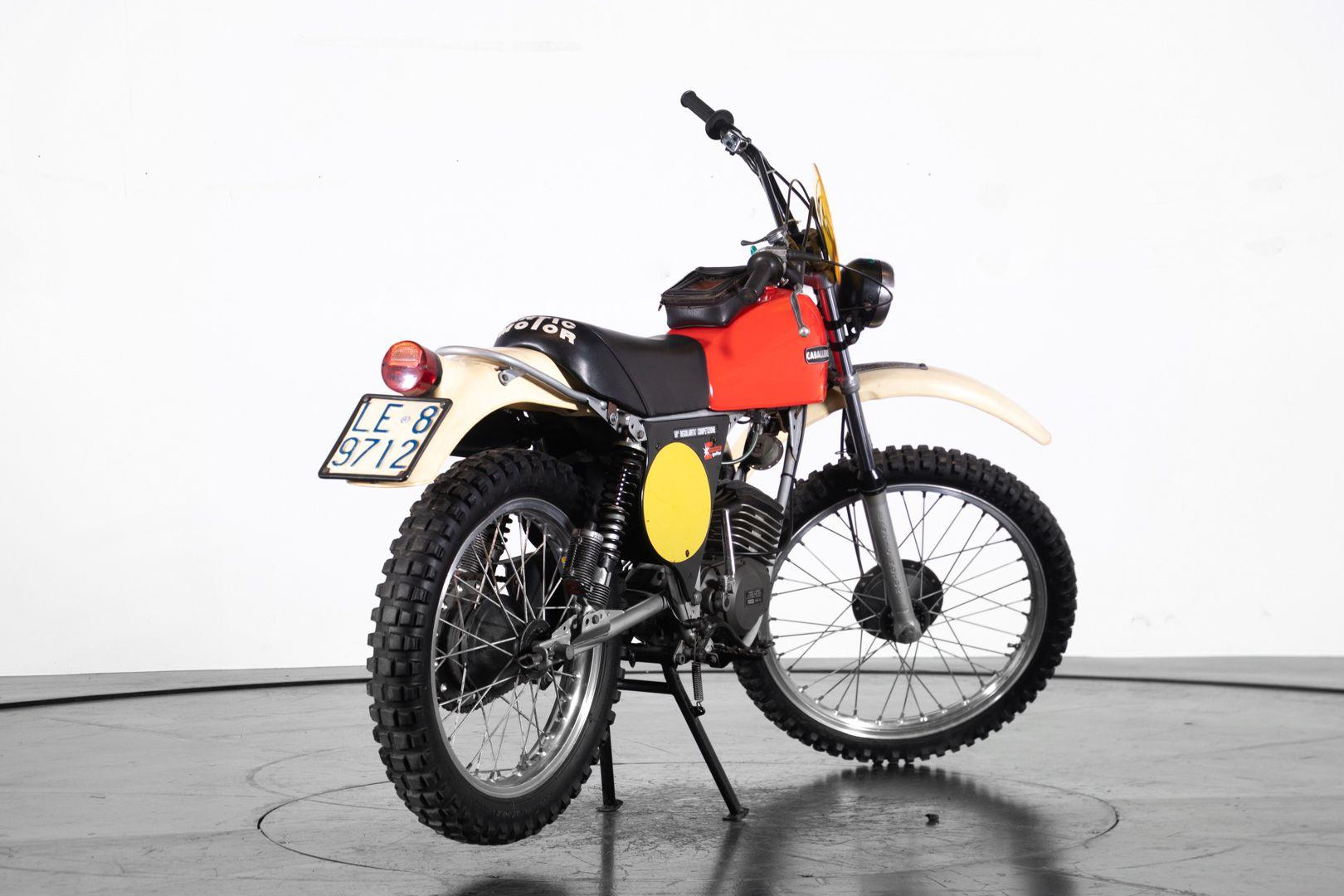 1982 FANTIC MOTOR TX 160 50103