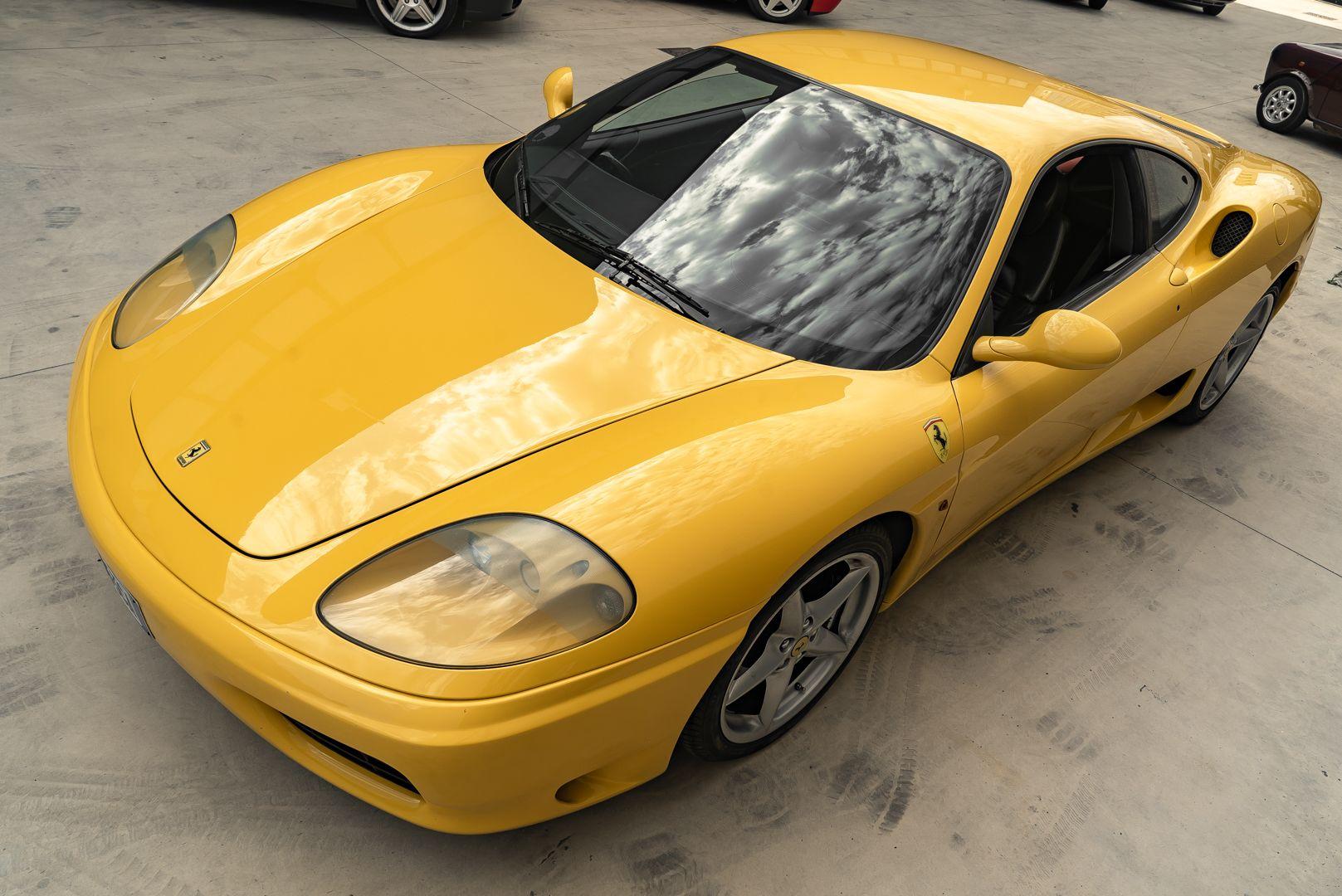 2001 Ferrari 360 Modena F1 81212