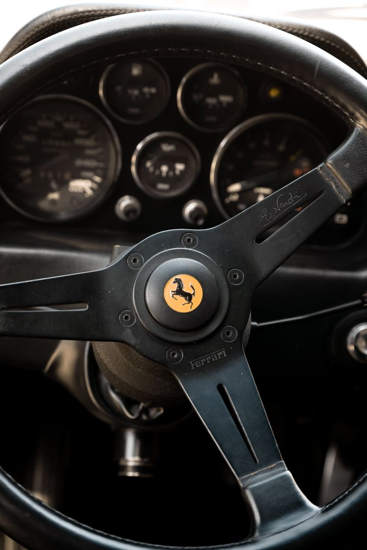 1982 Ferrari 208 GTS Carburatori 75972