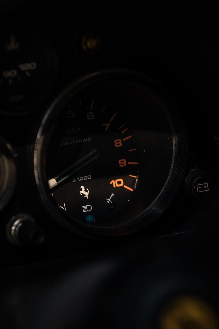 1982 Ferrari 208 GTS Carburatori 75976