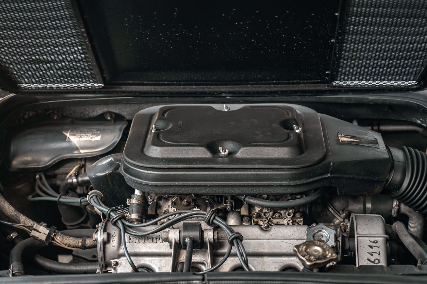 1982 Ferrari 208 GTS Carburatori 75983