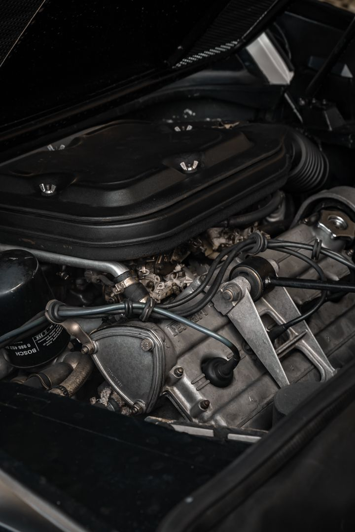 1982 Ferrari 208 GTS Carburatori 75984