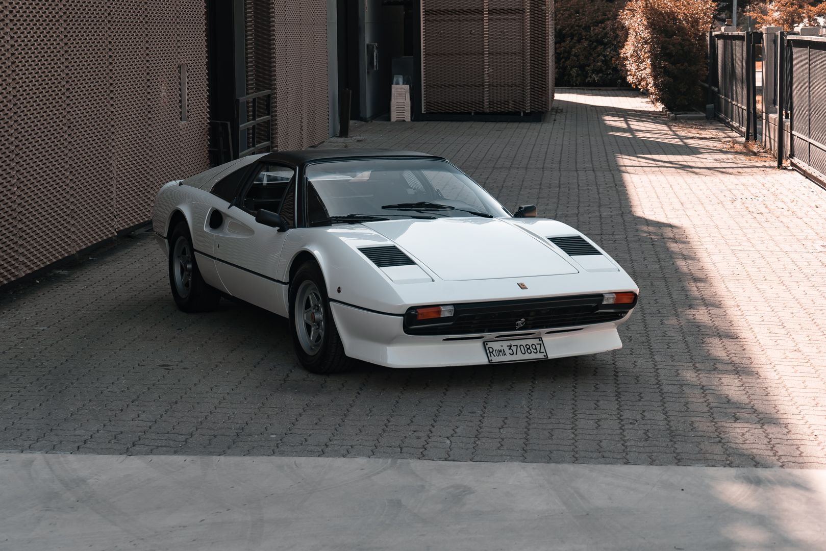 1982 Ferrari 208 GTS Carburatori 75993