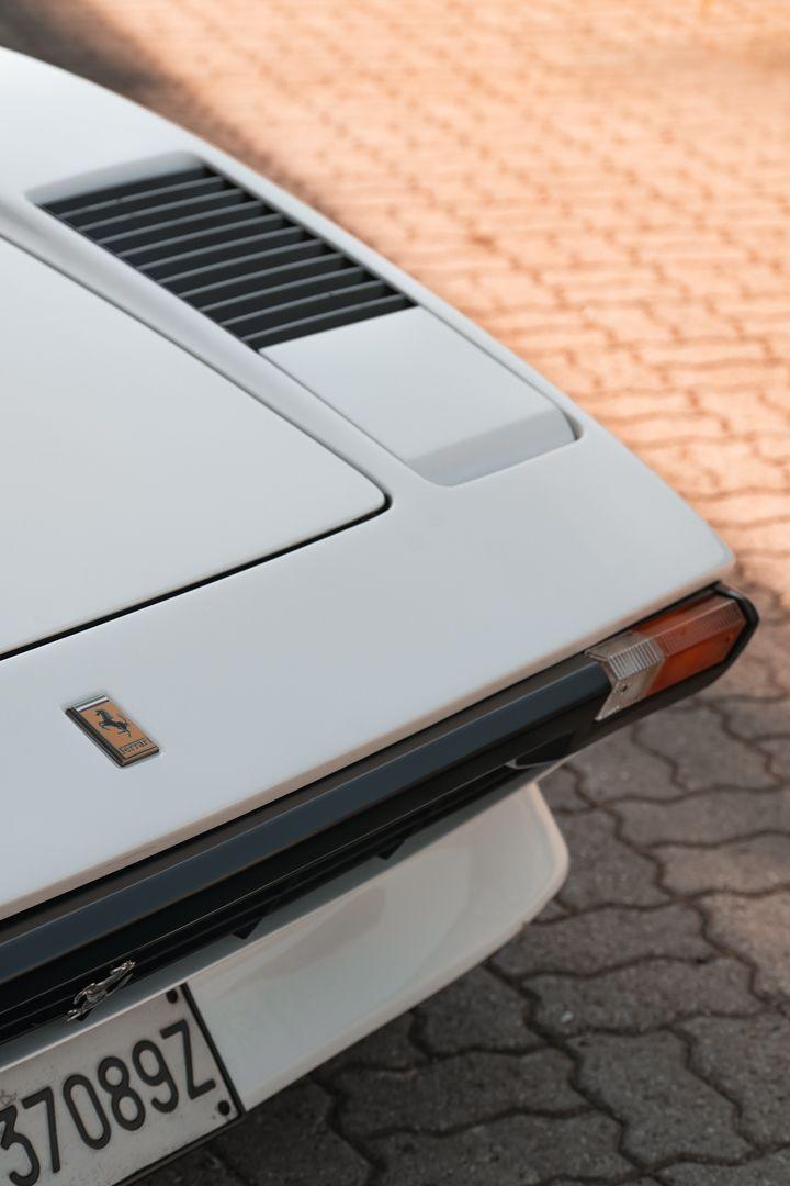 1982 Ferrari 208 GTS Carburatori 75996