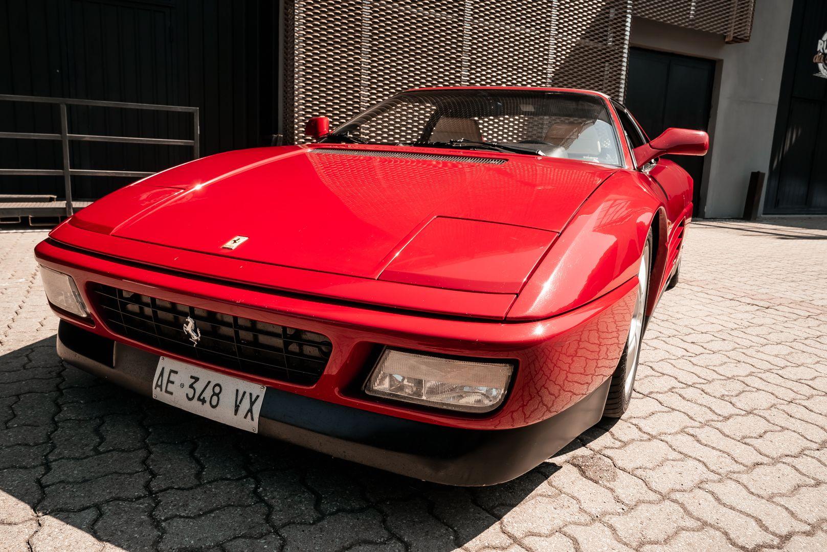 1992 Ferrari 348 TS 80492
