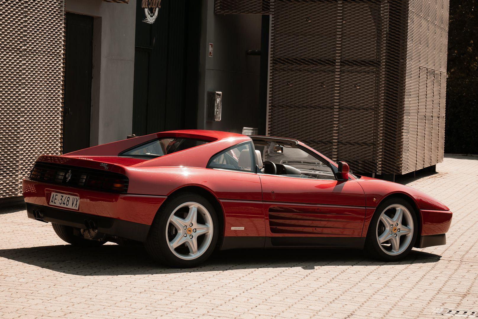 1992 Ferrari 348 TS 80505
