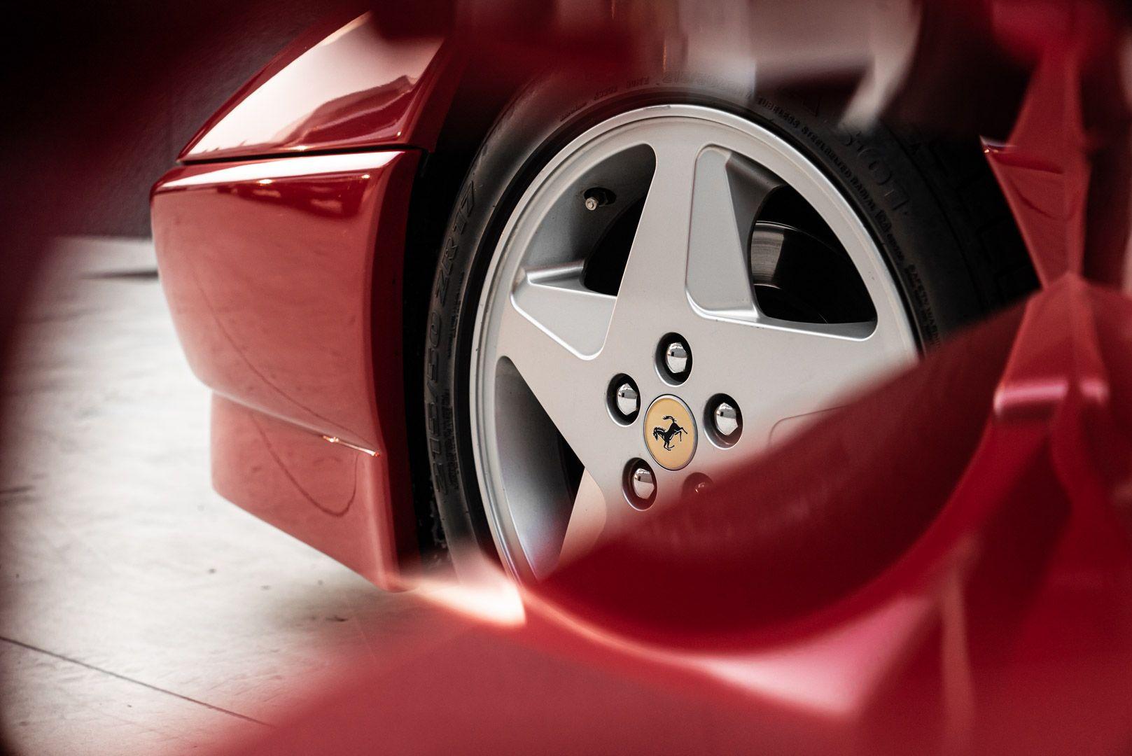 1991 Ferrari 348 TS 84345