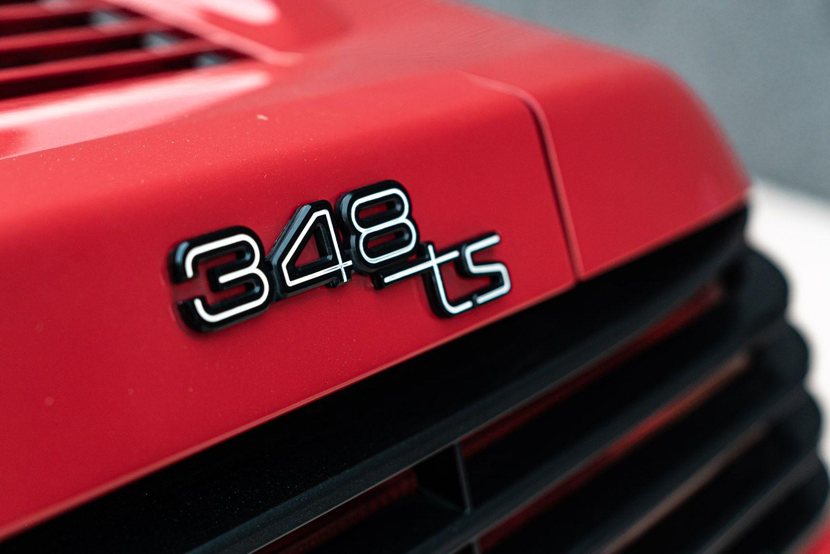 1991 Ferrari 348 TS 84305