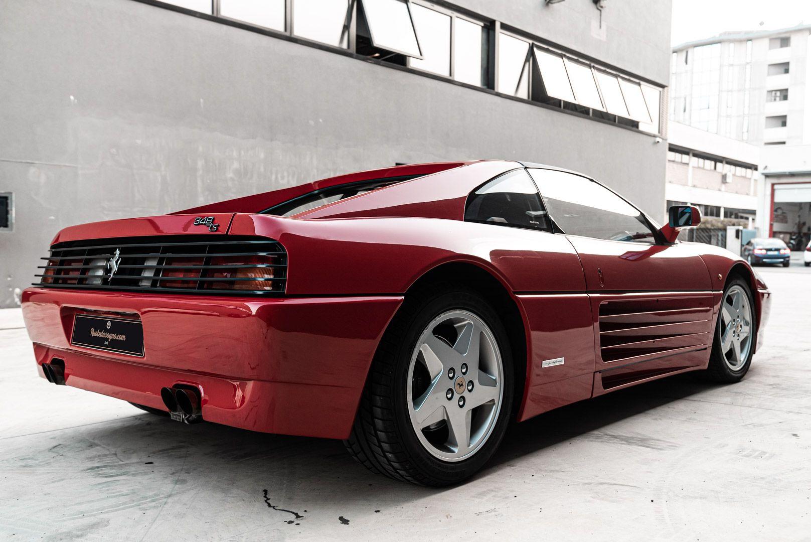 1991 Ferrari 348 TS 84300
