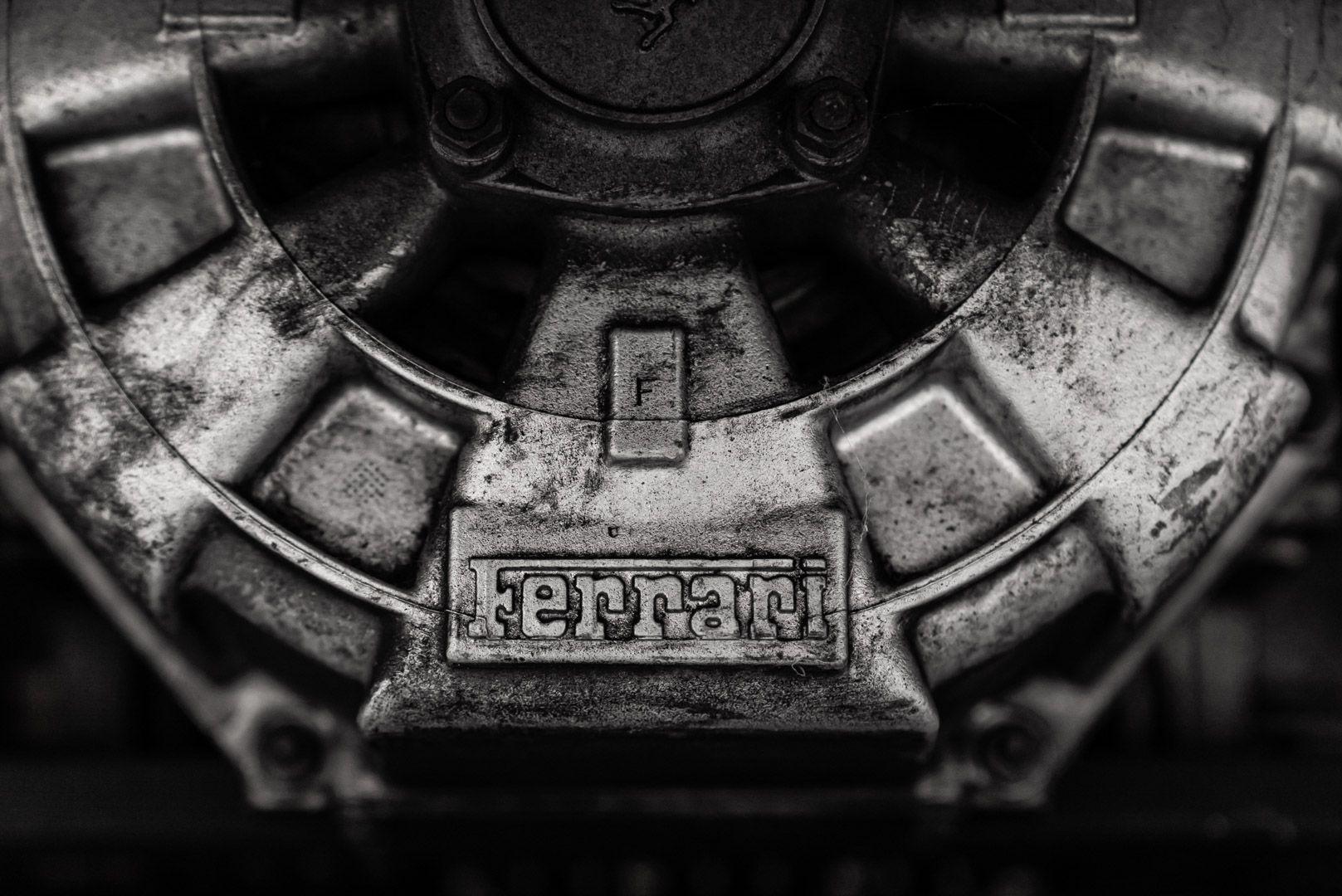 1991 Ferrari 348 TS 84321