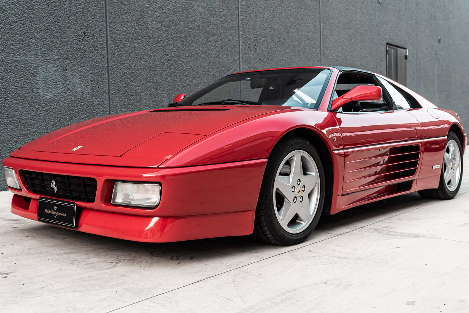 1991 Ferrari 348 TS 84299