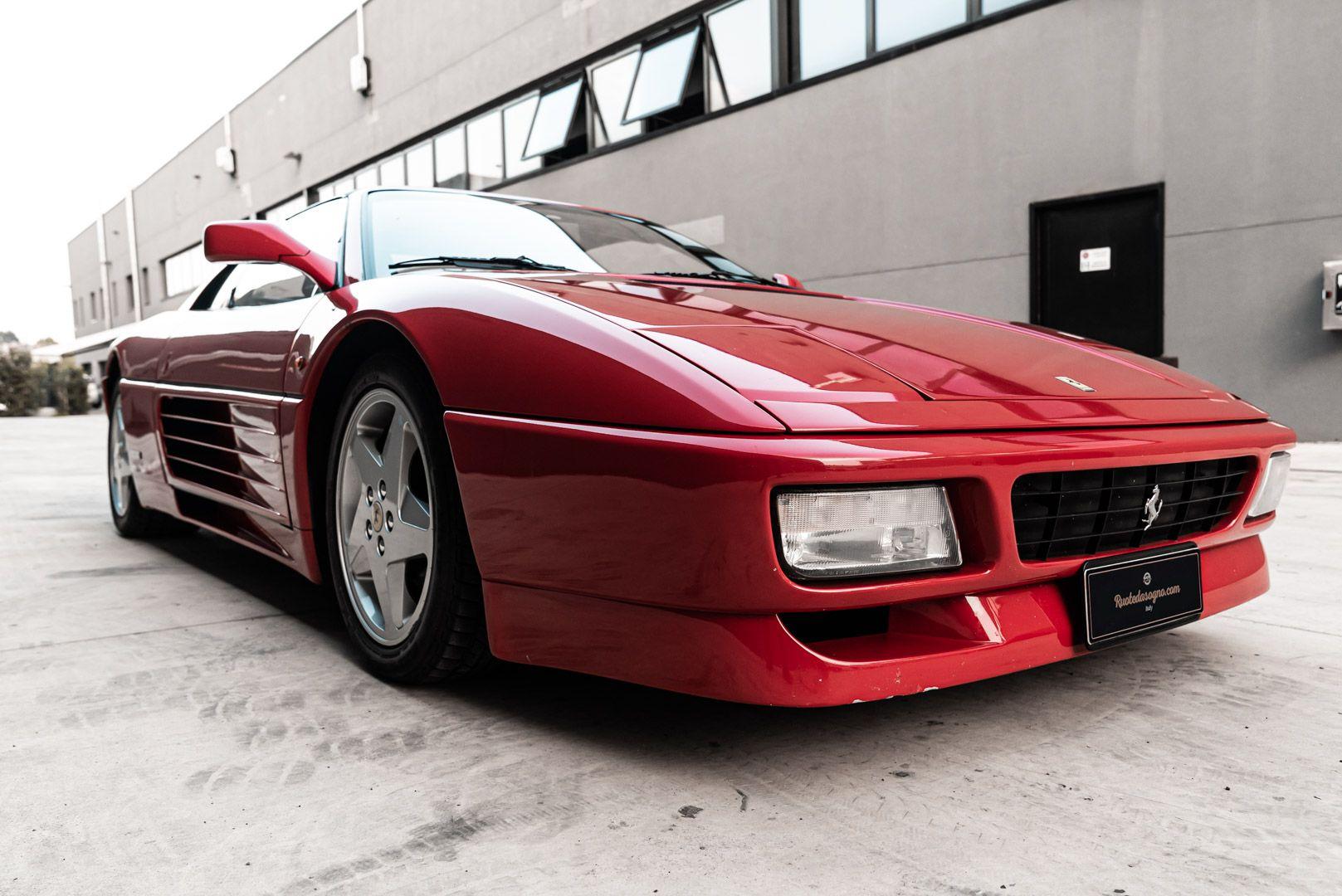 1991 Ferrari 348 TS 84304