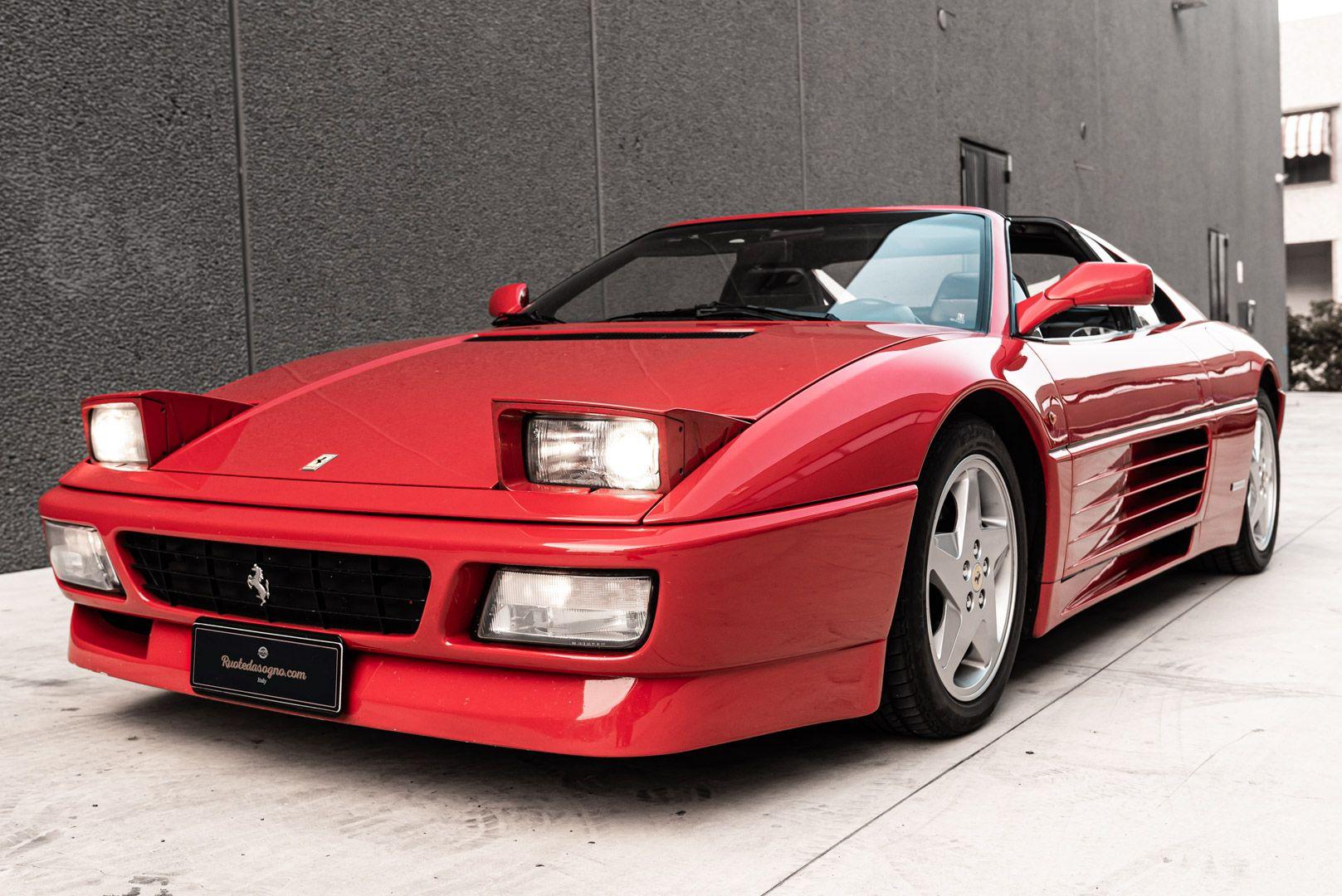 1991 Ferrari 348 TS 84323
