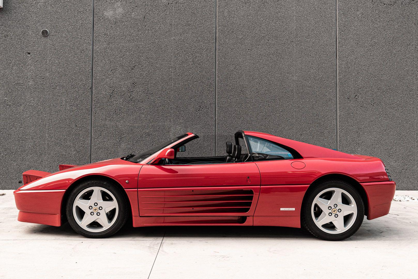 1991 Ferrari 348 TS 84328