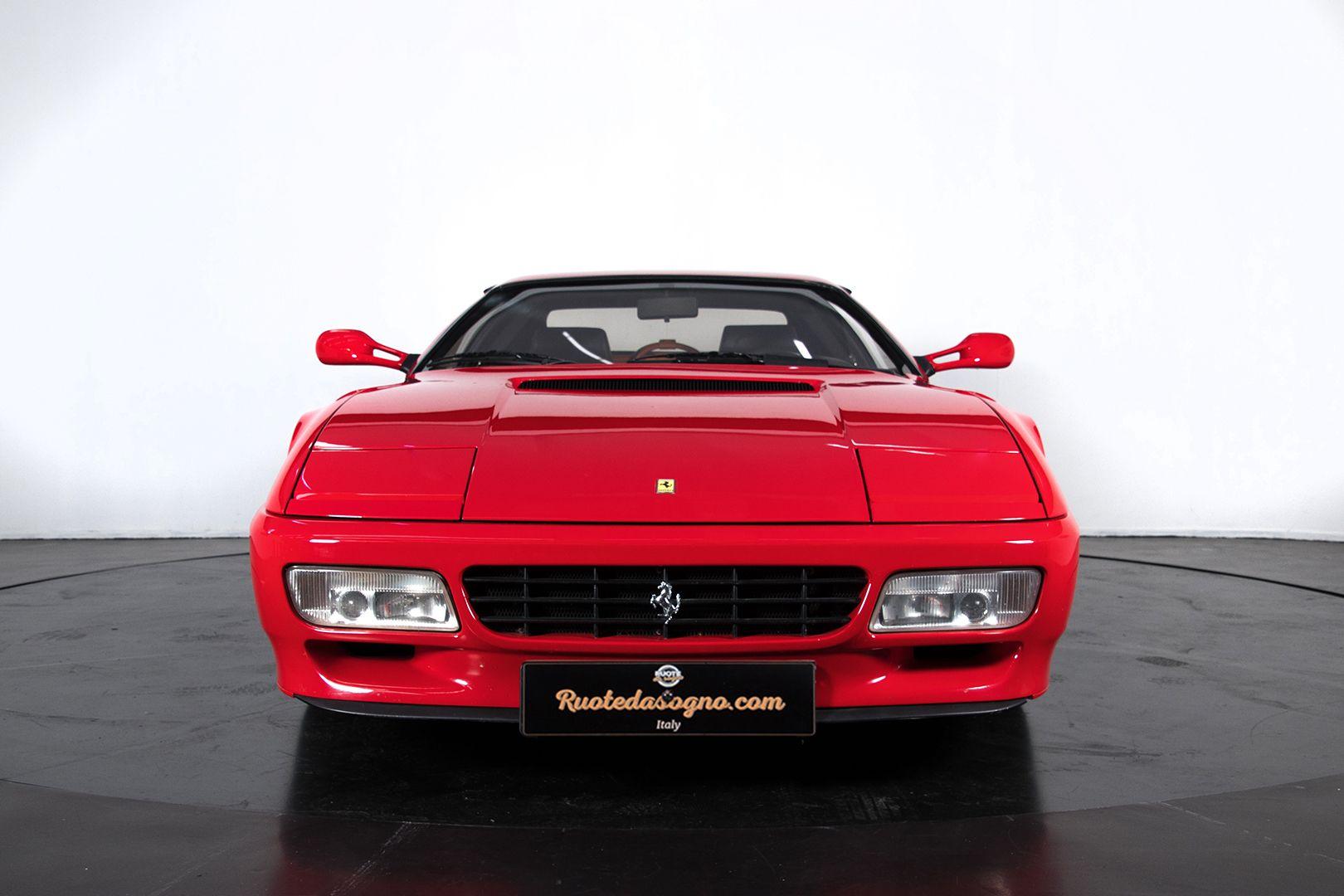 1994 Ferrari 512 TR 21585