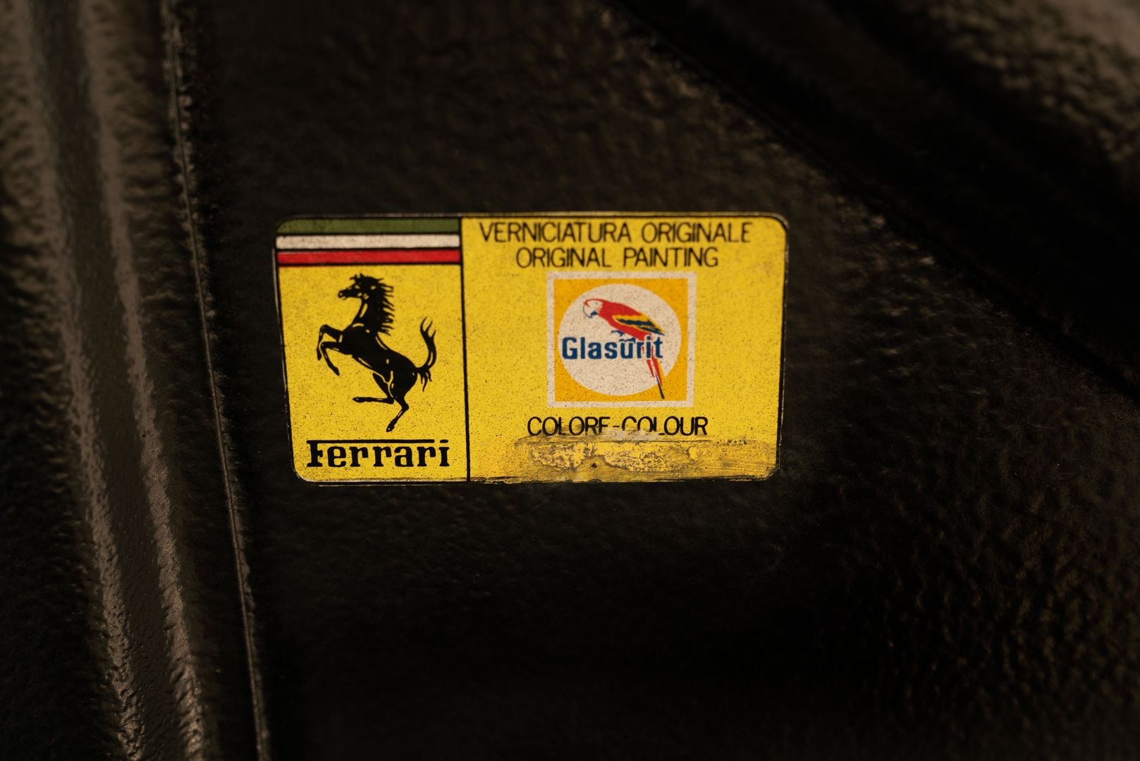 1980 Ferrari 208 GTB Carburatori 81314