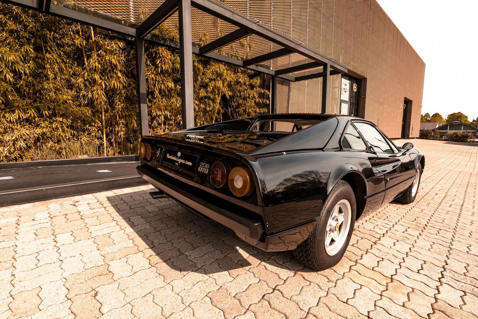 1980 Ferrari 208 GTB Carburatori 81271