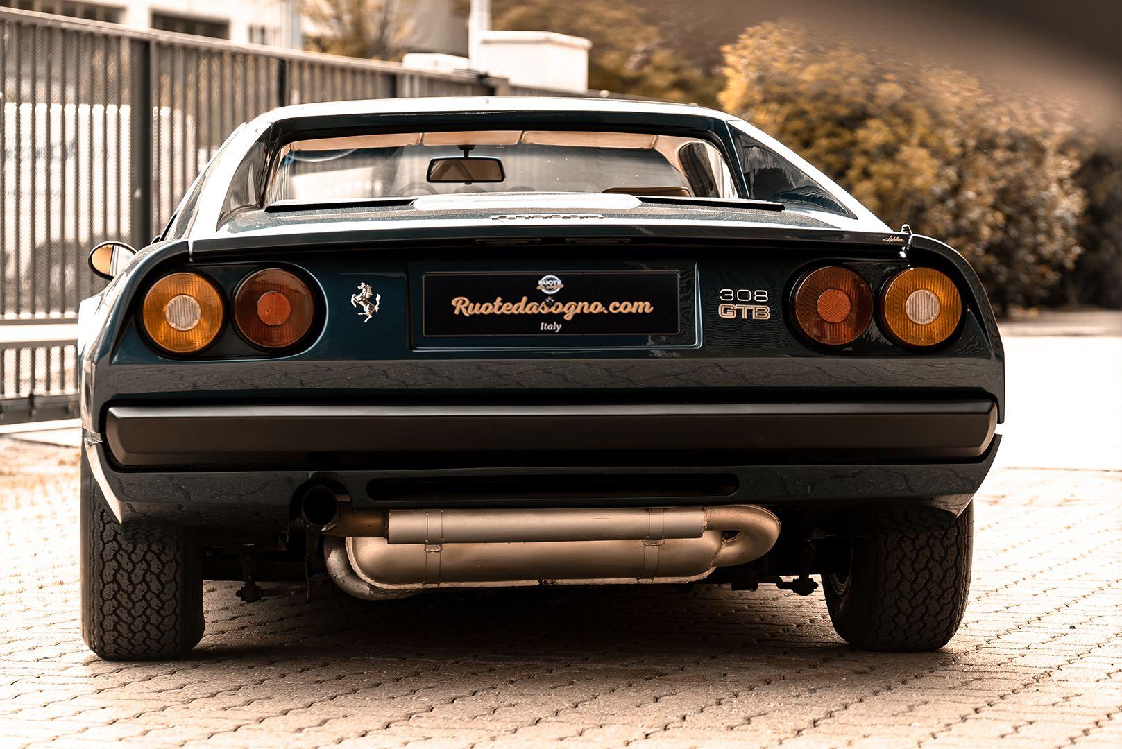 1979 Ferrari 308 GTB Carter Secco 71047