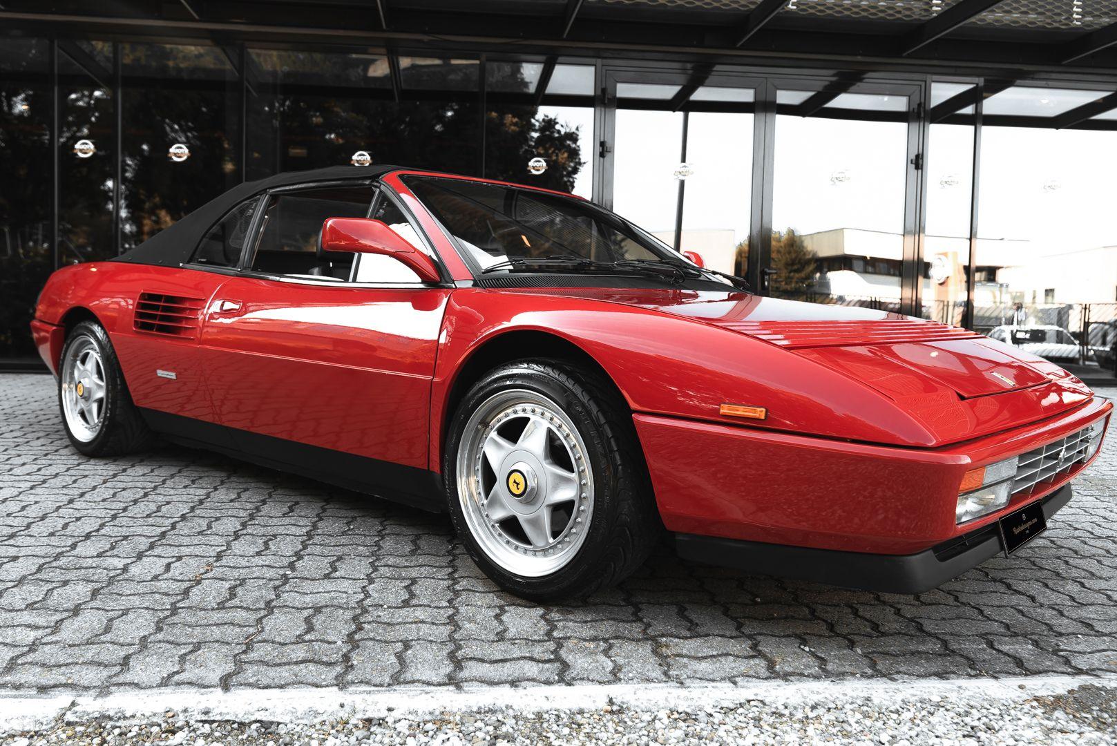 1992 Ferrari Mondial 3.4 T Cabriolet 83141