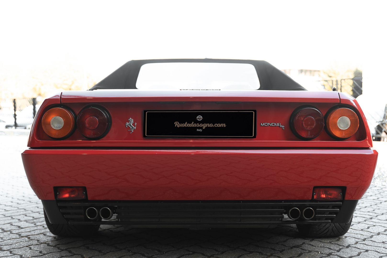 1992 Ferrari Mondial 3.4 T Cabriolet 83143