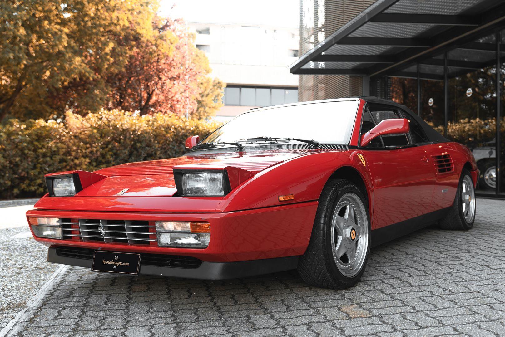 1992 Ferrari Mondial 3.4 T Cabriolet 83146
