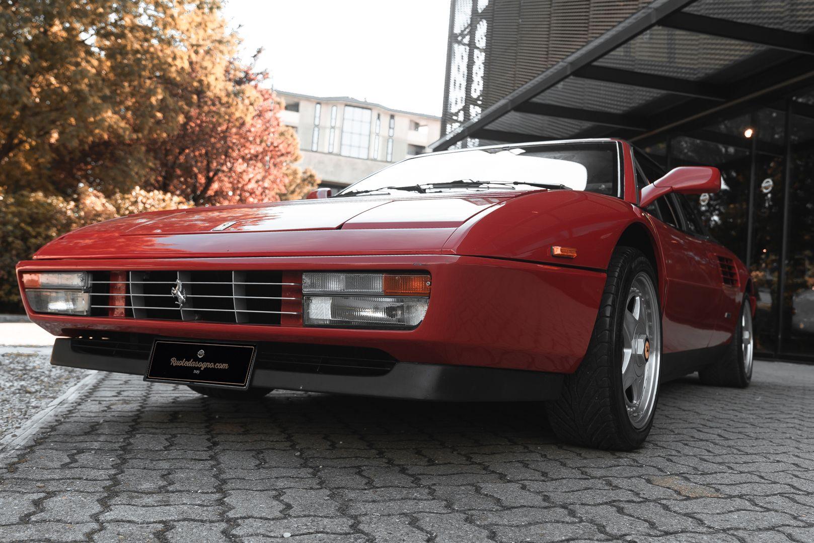1992 Ferrari Mondial 3.4 T Cabriolet 83142