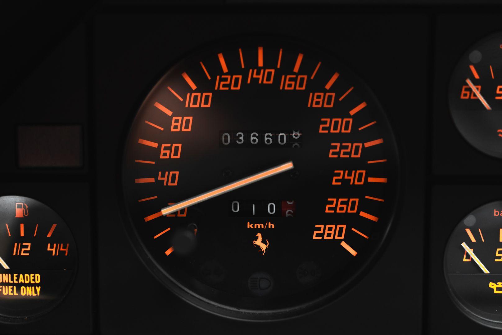1992 Ferrari Mondial 3.4 T Cabriolet 83180