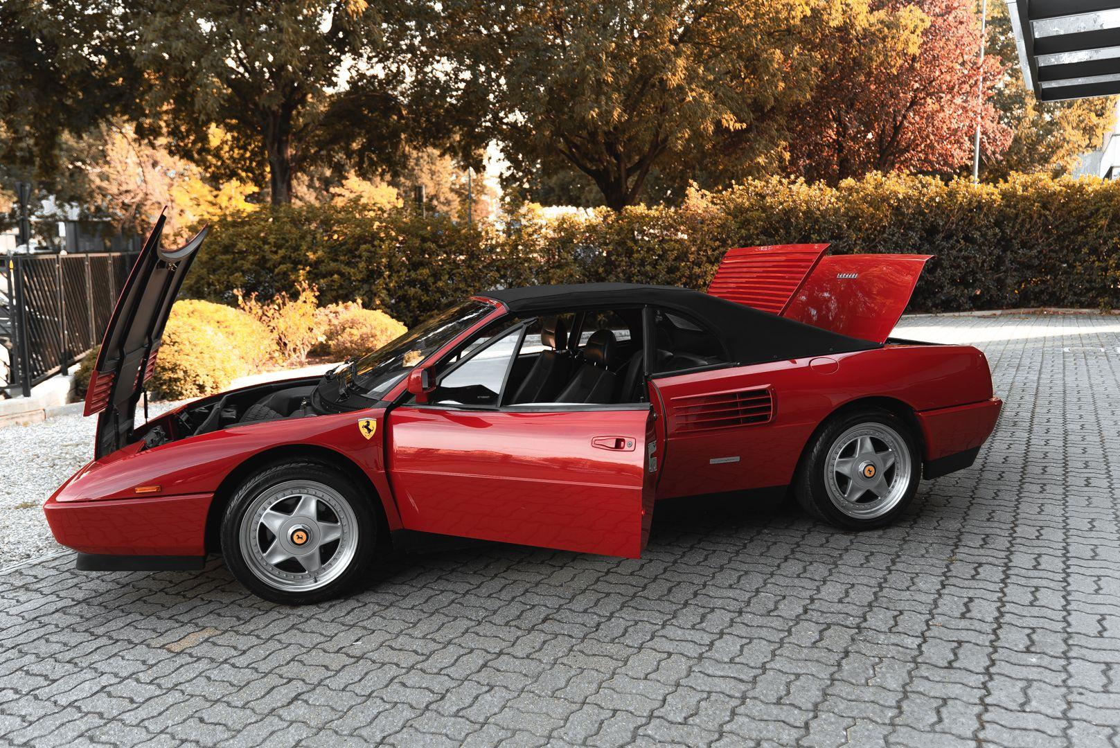 1992 Ferrari Mondial 3.4 T Cabriolet 83195