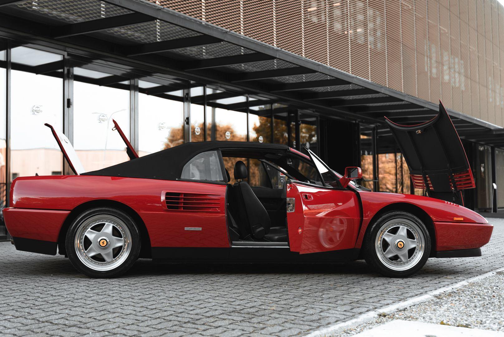 1992 Ferrari Mondial 3.4 T Cabriolet 83194