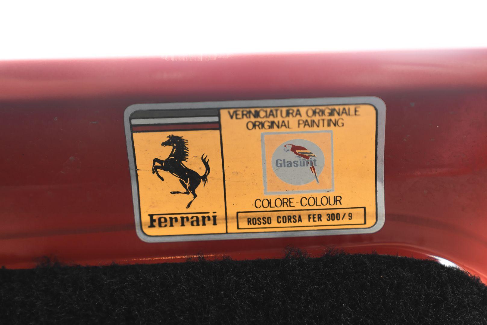 1992 Ferrari Mondial 3.4 T Cabriolet 83192