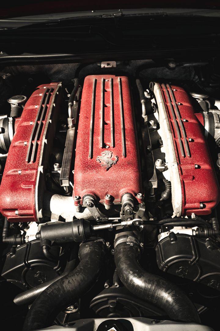 2005 Ferrari 612 Scaglietti F1 63603