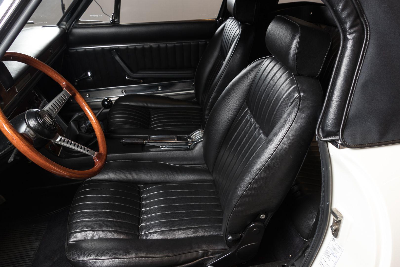 1970 Fiat Dino Spider 2400 10926