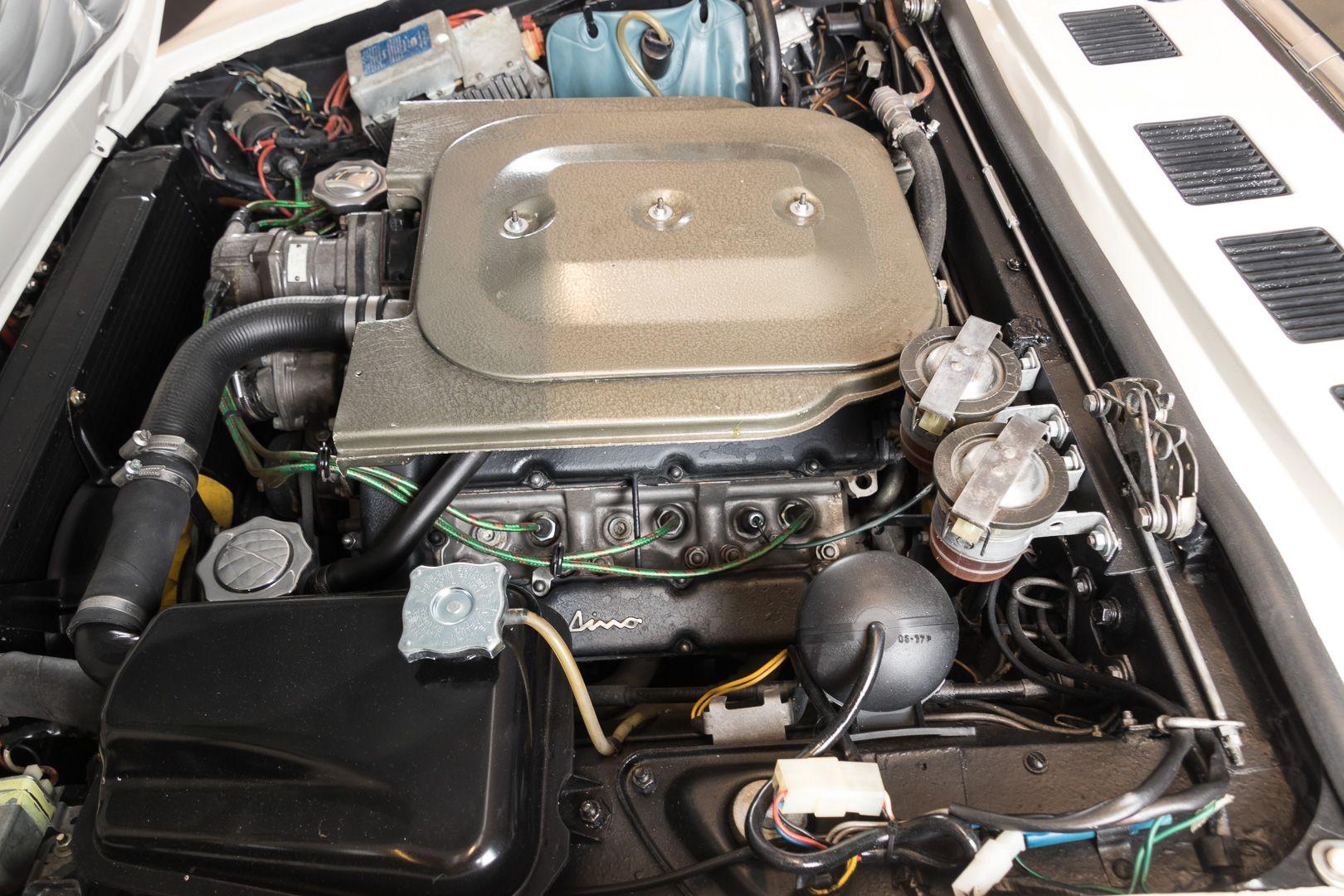 1970 Fiat Dino Spider 2400 10936