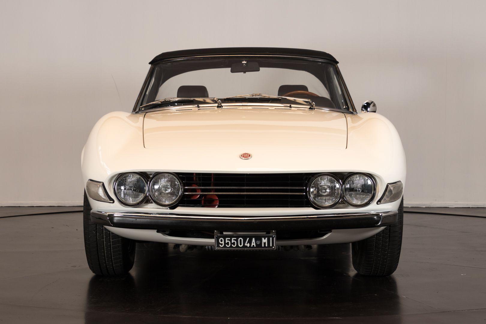 1970 Fiat Dino Spider 2400 10918